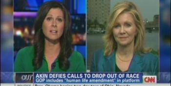 Marsha Blackburn Tries To Backtrack On GOP's Extreme Anti-Abortion Platform
