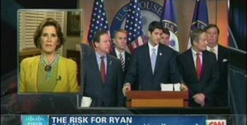 Mary Matalin Tries To Put Distance Between Ryan And Akin On Abortion