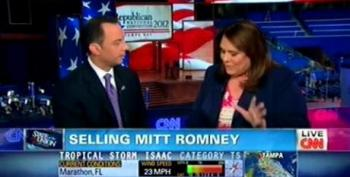 RNC Chairman Reince Priebus Defends Romney's 'Birther' Joke As 'Levity'