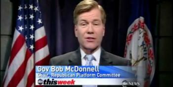Gov. McDonnell Pretends GOP Platform Doesn't Make Judgement On Rape And Incest Exceptions
