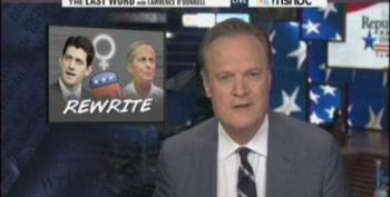O'Donnell Takes Apart Myth That There's A Difference Between Akin And Ryan On Abortion