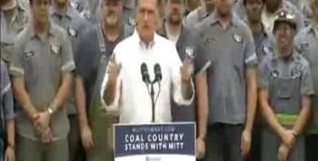 Coal Miners Say They Were Forced To Attend Romney Event And Donate