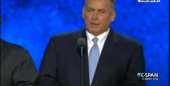 John Boehner Steamrolls GOP Grassroots