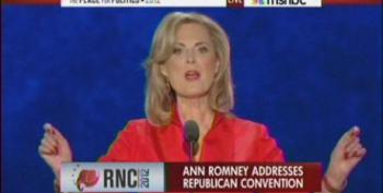 Ann Romney Talks About Her 'Real Marriage'