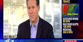 Santorum: FDR 'Stopped Creativity' And 'Drove Businessmen Away'