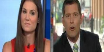 Sean Duffy Yells Over Krystal Ball While Lying About Medicare Cuts