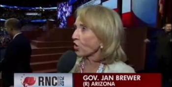 Jan Brewer's Brain Fart