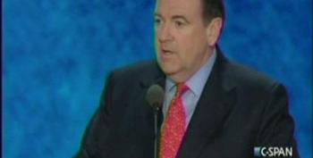 Mike Huckabee Goes After Food Stamp Recipients At GOP Convention