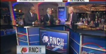 David Corn Calls Out Chris Matthews For Fawning Over Condi Rice