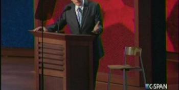 Clint Eastwood's Bizarre Rambling RNC Speech