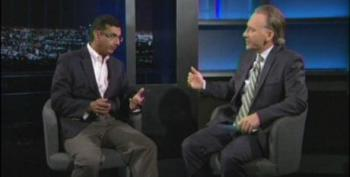Bill Maher Takes Apart Dinesh D'Souza Over His Fearmongering Film