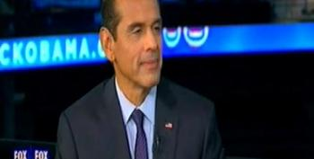Villaraigosa: Republicans Running On 'Platform Of 1812'