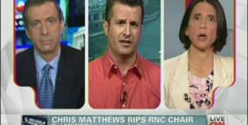 Jennifer Rubin Calls Matthews Going After Priebus' Race Baiting 'Unhinged'