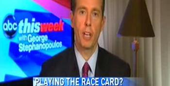 Plouffe: Romney Campaign Built On 'Tripod Of Lies'