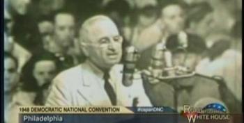 1948 Truman Democratic National Convention Acceptance Speech