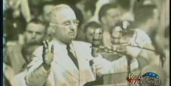 1948 Truman Democratic National Convention Acceptance Speech Part 2