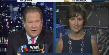 Sandra Fluke: Women Care About More Than Just Being Put At The Podium