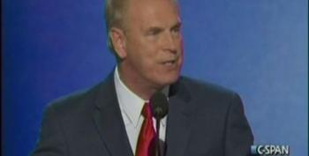 Ted Strickland: If Mitt Was Santa Claus, He'd Fire The Reindeer And Outsource The Elves