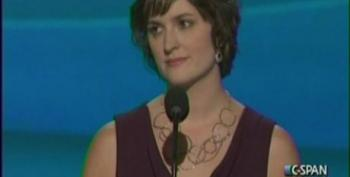 Sandra Fluke At The Democratic National Convention: 'It's Time To Choose'