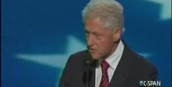 Bill Clinton Takes Apart Romney And Ryan's Lies About Medicare
