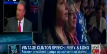 Alex Castellanos: Clinton's Speech 'Moment That Likely Reelected Obama'
