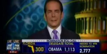 Krauthammer On Clinton's DNC Speech: 'A Giant Swing And A Miss'