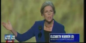 Elizabeth Warren At The DNC: 'No, Governor Romney, Corporations Are Not People'