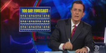Colbert Takes Republicans To Task Over 'Avoiding Water-Gate'