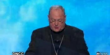 Cardinal Dolan Uses DNC Closing Prayer To Attack LGBT Community