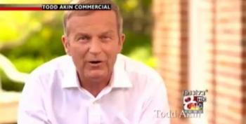 Todd Akin Ads Pulled In Missouri