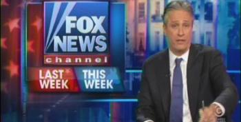 The Daily Show: Last Week Vs This Week In Fox 'News' Convention Coverage