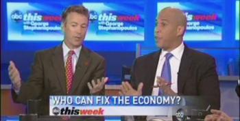 Paul Krugman Informs Rand Paul That Government Employment Has Fallen Under Obama