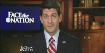 Paul Ryan Again Cites Voting For War As Foreign Policy Experience