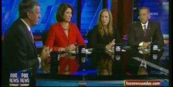 Fox News Sunday Panel Mulls The 'Magic' Of Obama's Poll Numbers