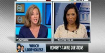 Adviser Tara Wall Can't Specify Any Tax Loopholes Romney Will Close
