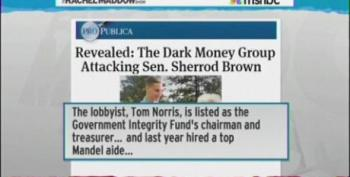 Rachel Maddow Features ProPublica's Work Pulling Back The Curtain On Money In Politics