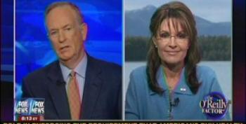 Bill O'Reilly, Sarah Palin Urge Romney To Go After Obama 'In A More Personal Way'