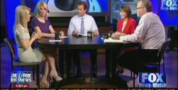Fox Panel Complains That Dinesh D'Souza Hasn't Been Given As Much Respect As Michael Moore