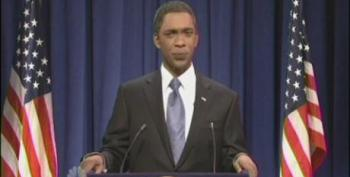 SNL Debuts Jay Pharoah As  Barack Obama In Season Premiere