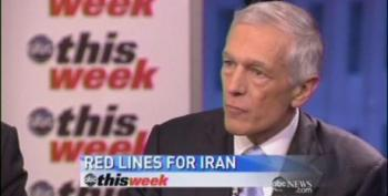 This Week: Wes Clark Says Iran's Leaders Should Be Concerned