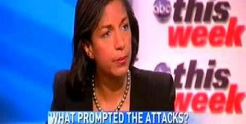 Jake Tapper Asks Susan Rice Why Marines Were Not Guarding Embassy In Libya