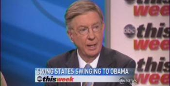 George Will Admits It's Not In Romney's Interest For The Economy To Be Doing Well