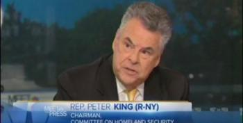 Wingnut Rep. Peter King: Iraq Withdrawal Brought On Embassy Attacks