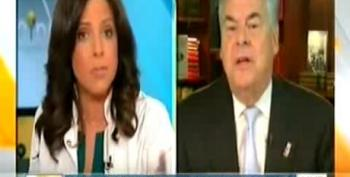Soledad O'Brien Calls Out Peter King Over Obama 'Apology Tour' Myth