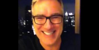 Keith Olbermann's Twitter Special Comment On Romney's Tape