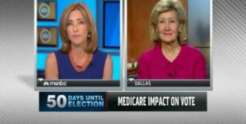 Hutchison Still Pushing For Medicare And Social Security Privatization