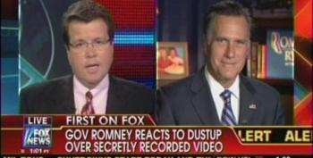 Romney Turns To Cavuto For Some Republican Rehab
