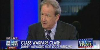 Pat Buchanan Calls President Obama A 'Drug Dealer Of Welfare'