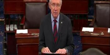 Harry Reid: The 47 Percent Aren't 'Using Cayman Islands Tax Shelters'