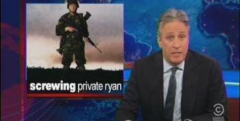 Jon Stewart Skewers Tom Coburn For Opposition To Veterans Jobs Bill
